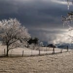 Ice Storm Ending by Aileen Fletcher from Chistiansburg (Honorable Mention)
