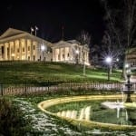 Cities & Towns: Virginia State Capitol by Liz Clayton