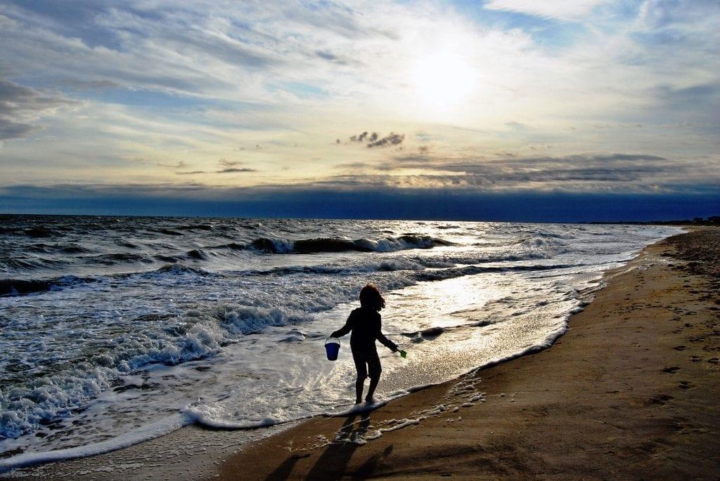Bayside by Melanie Smith (Location: Norfolk) Coastal & Chesapeake Bay Winner