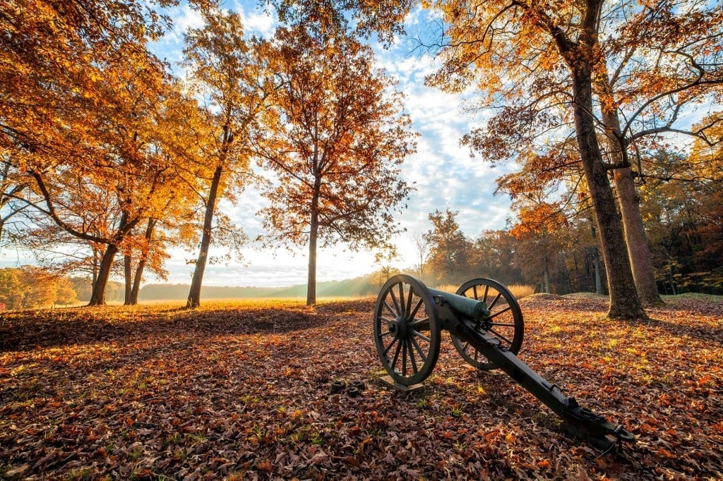 Ellwood Manor Wilderness Battlefield by Buddy Secor (Location: Spotsylvania County) Farms & Open Space Winner