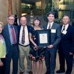 Virginia Big Tree Program Accepts Scenic Award