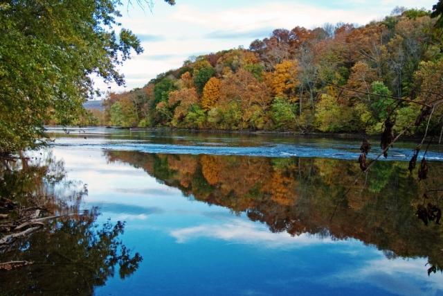 Shenandoah Reflections by Chester Lewandowski