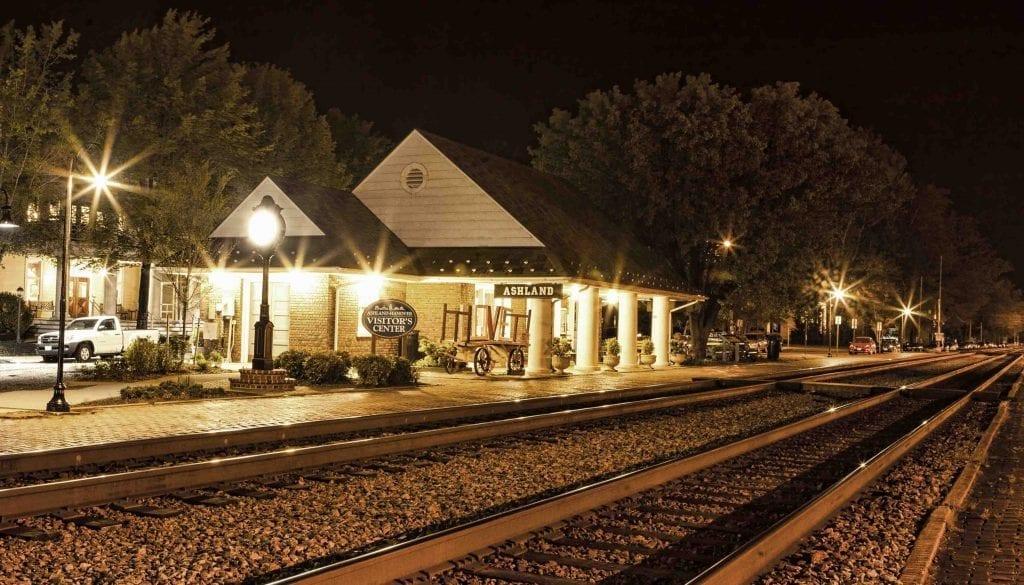 Ashland Station by Sue Williams (Ashland)