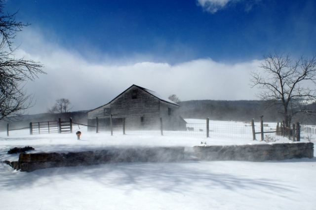 Cold Farm by Michael Bedwell (Highland County)