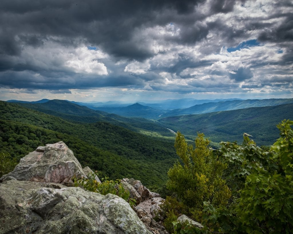 Alleghany Highlands by Chuck Almarez (North Mountain)