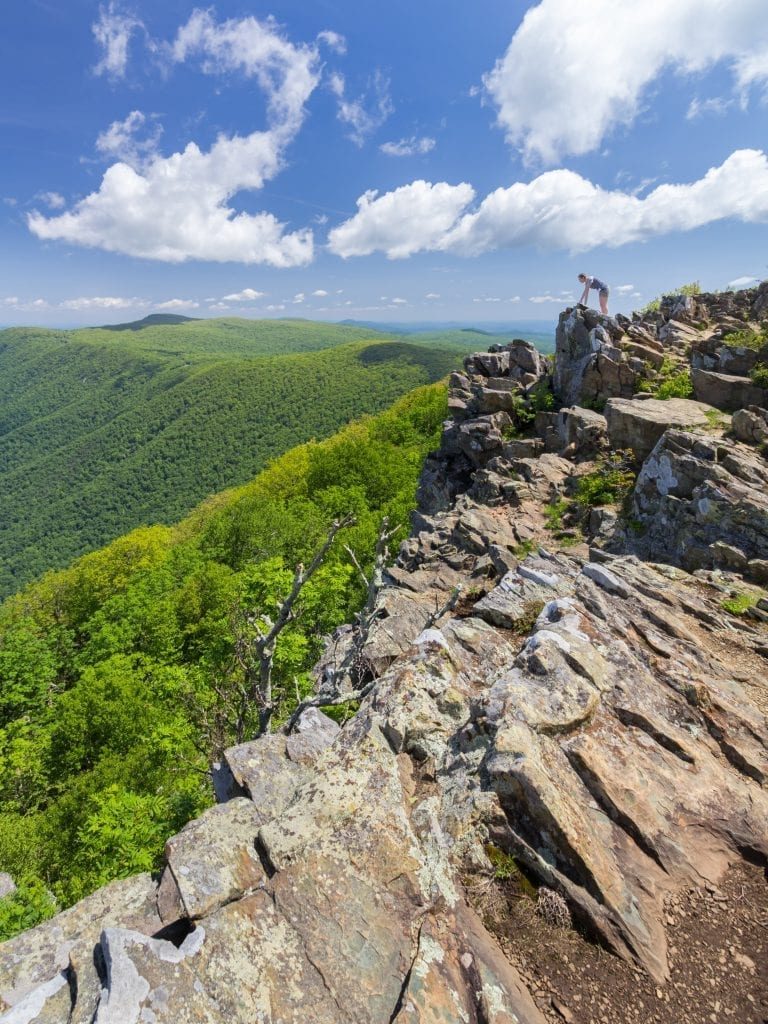 View at Hawksbill Gap by Denise McLaurin (Page County)