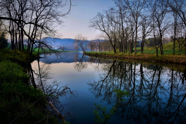 Cowpasture River by Doug Puffenbarger (Bath County)