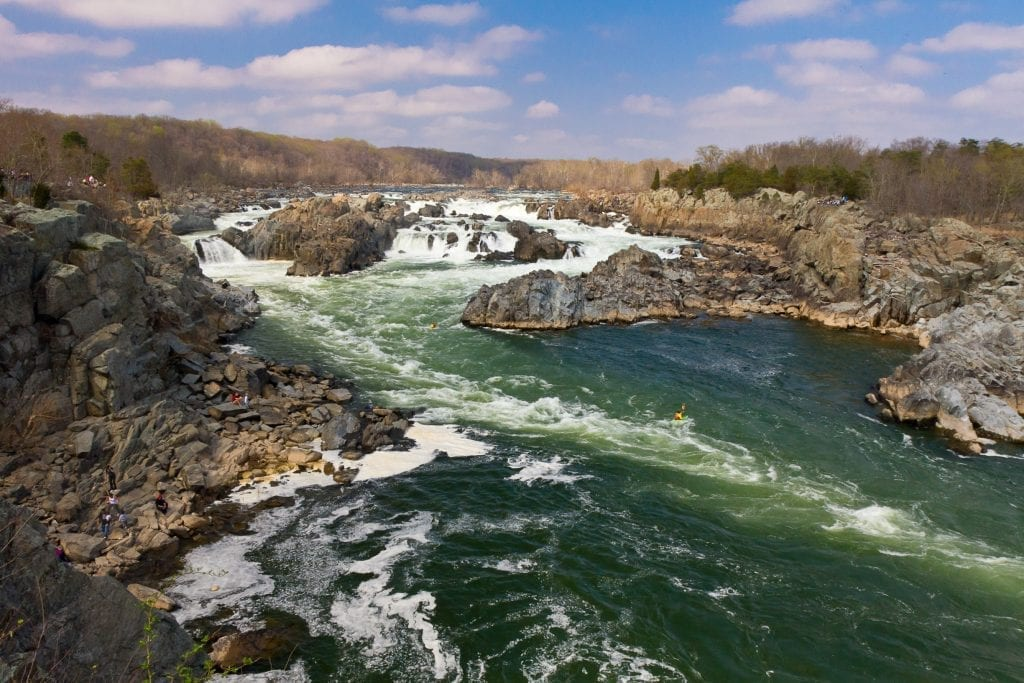 Great Falls by Denise Martin (Great Falls)