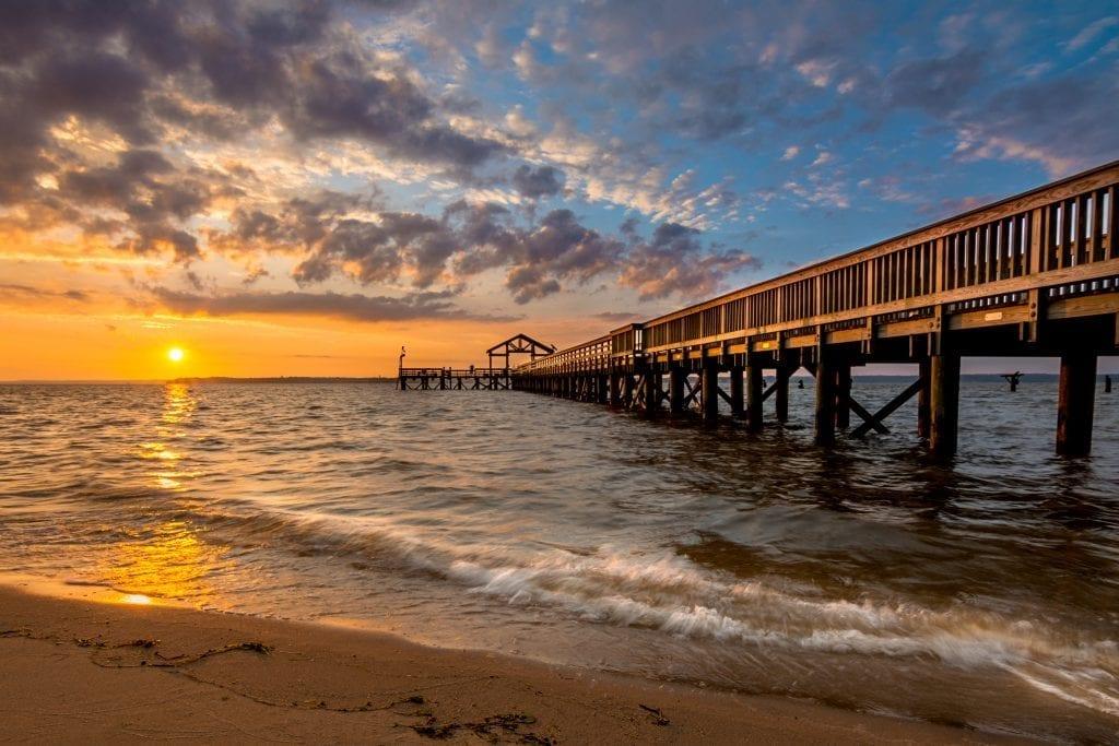 Leesylvania Sunrise by John Ernst (Woodbridge)
