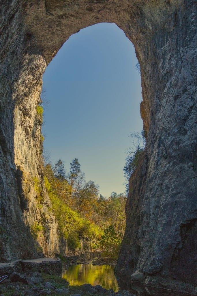 Natural Bridge by Barbara Batchelder (Natural Bridge)