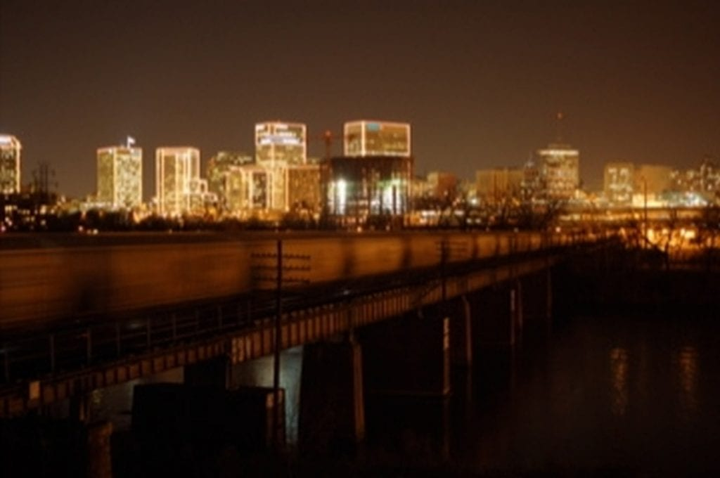 Lights of Richmond by Scott Campbell