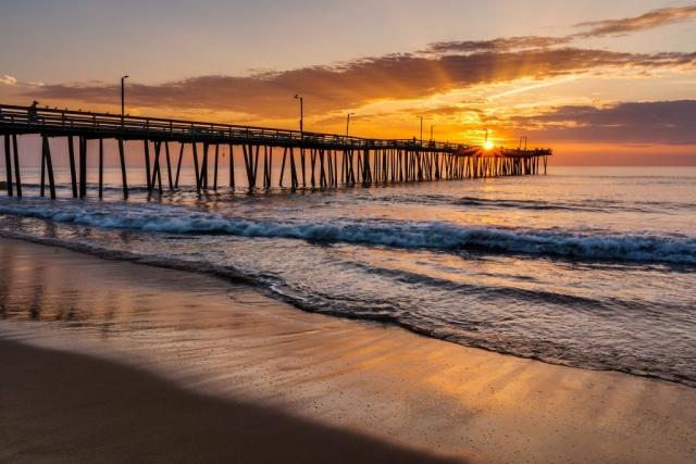 Coastal & Chesapeake Bay Winner: Fishing for Rays by John Ernst (Virginia Beach)