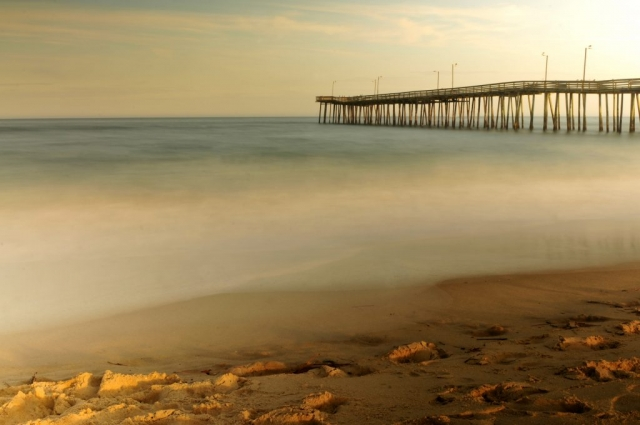 Coastal & Chesapeake Bay Winner: Beach View by Michael Brown (Virginia Beach)