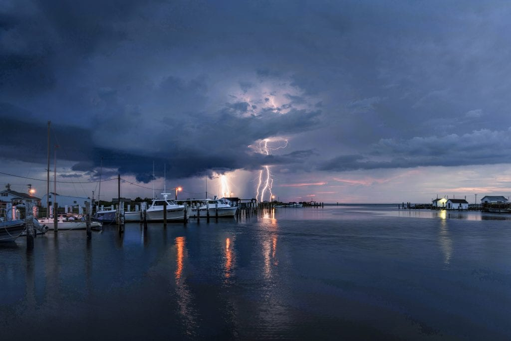 Nature's Lightshow