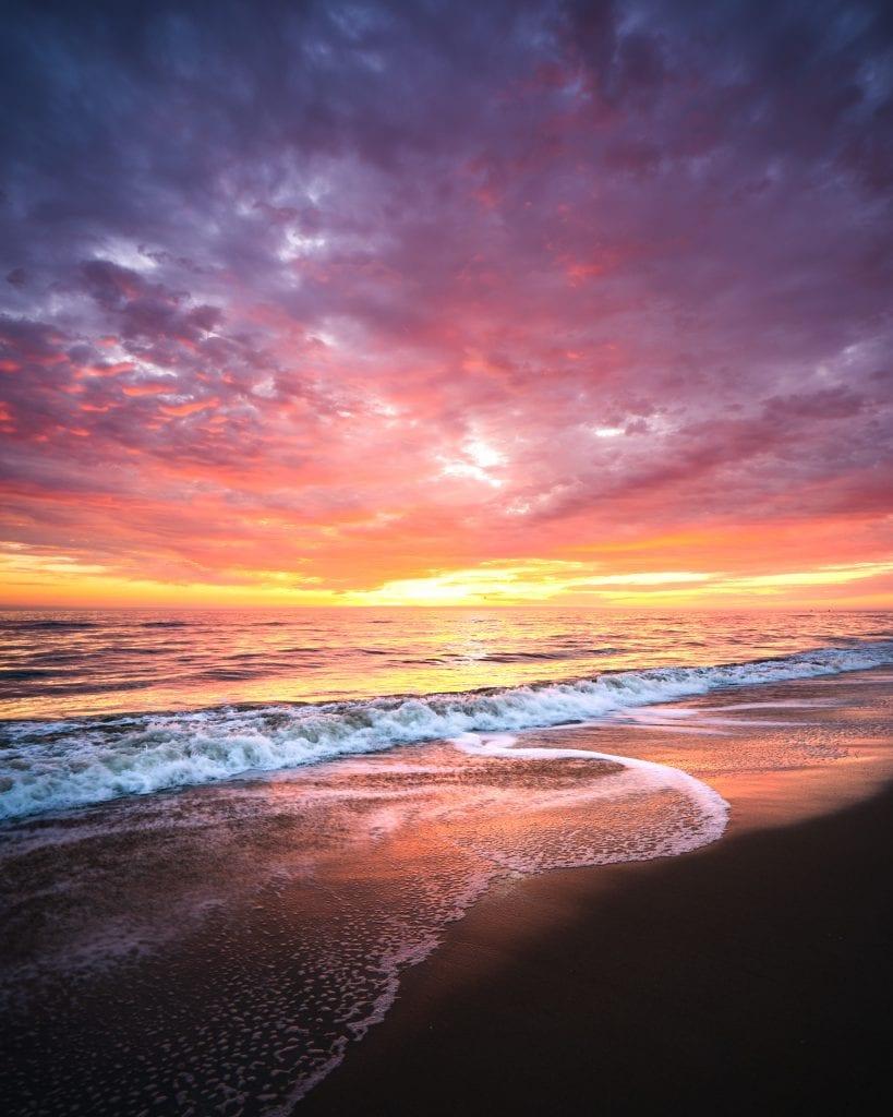 Sunrise Burn