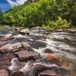 Cascades in Maury River